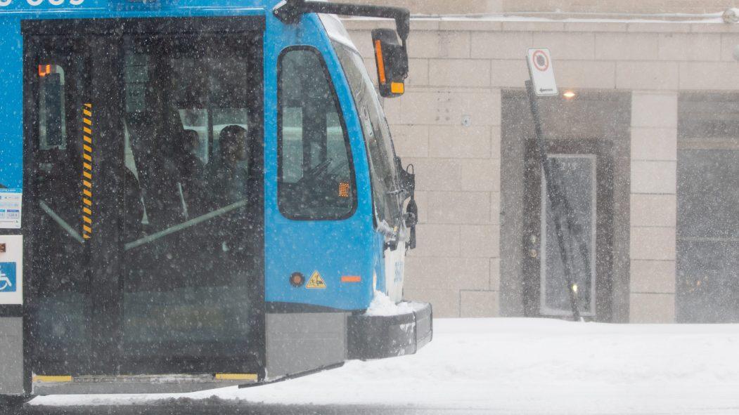Le transport collectif se porte bien à Montréal, selon un rapport.