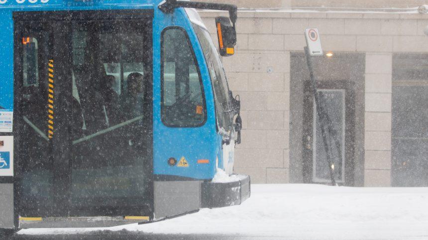 STM: un changement de structure pour répondre au manque d'autobus