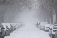 Tempête de neige sur le Québec mardi et mercredi