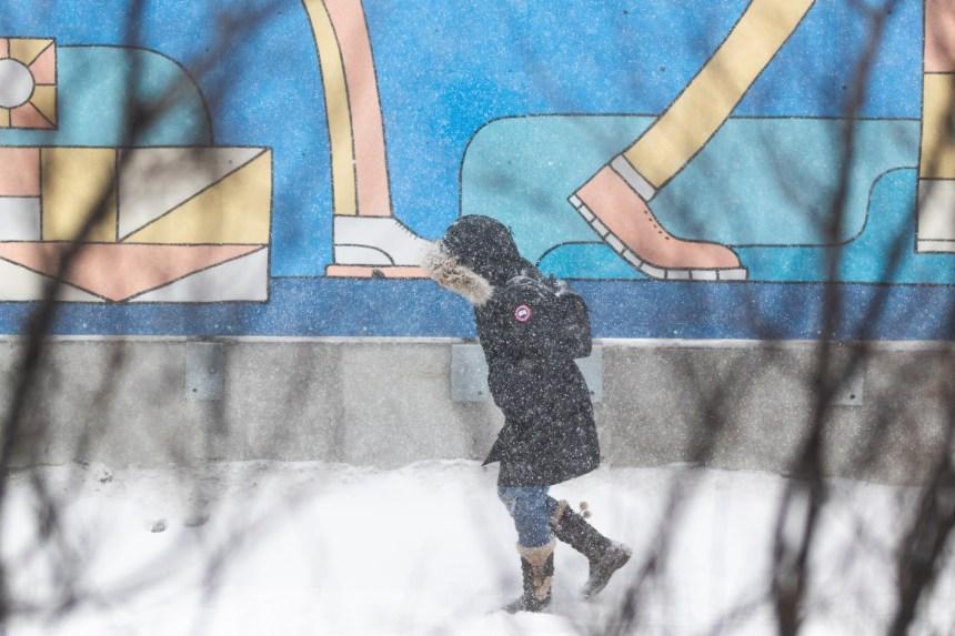 Une tempête printanière s'abattra vendredi sur l'ensemble du Québec
