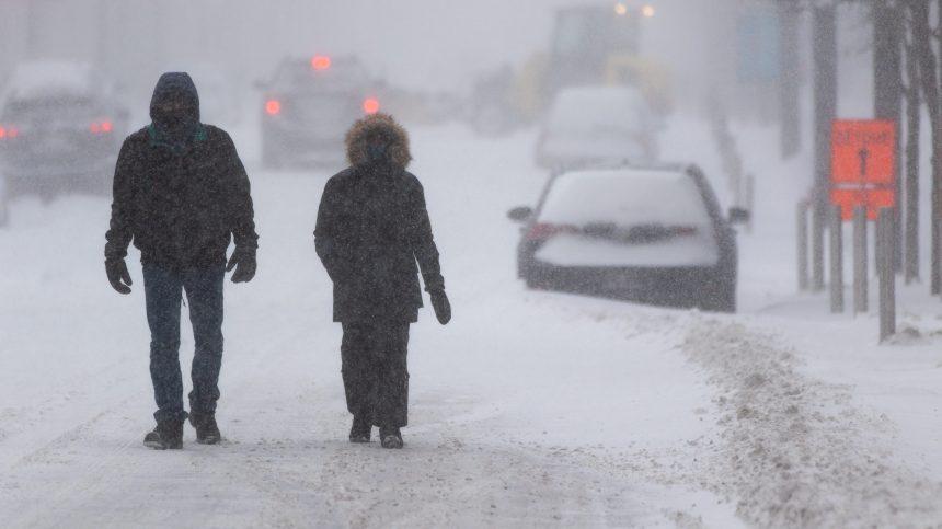 Un hiver froid, enneigé et long à prévoir pour Montréal