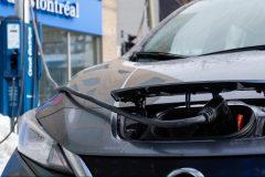 Forte croissance du nombre de véhicules électriques au Québec