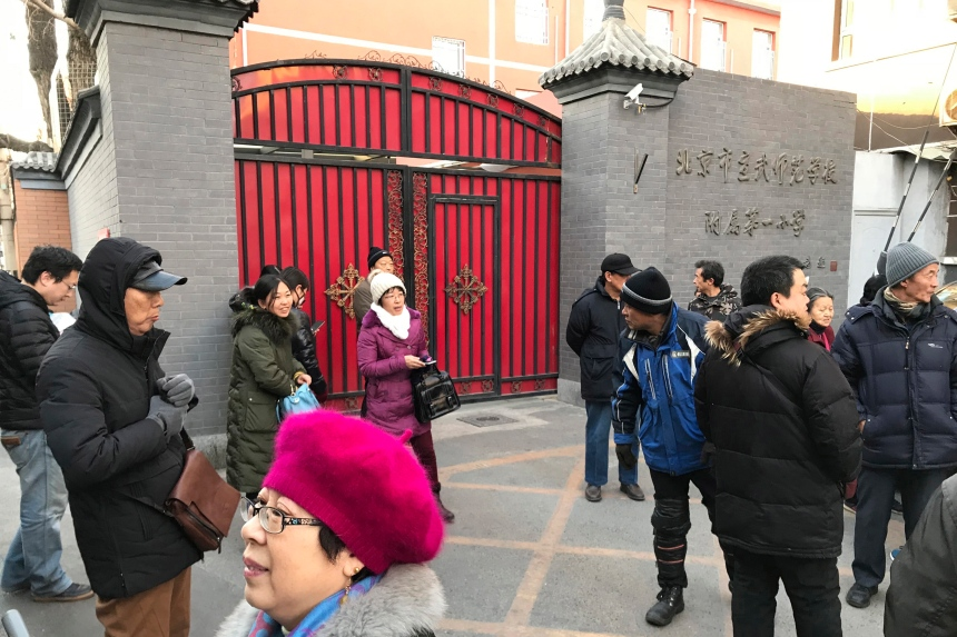 Chine: un homme blesse 20 écoliers à coups de marteau