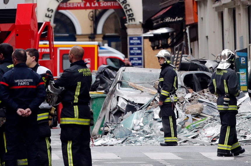 Une quatrième personne trouvée morte après l'explosion à Paris