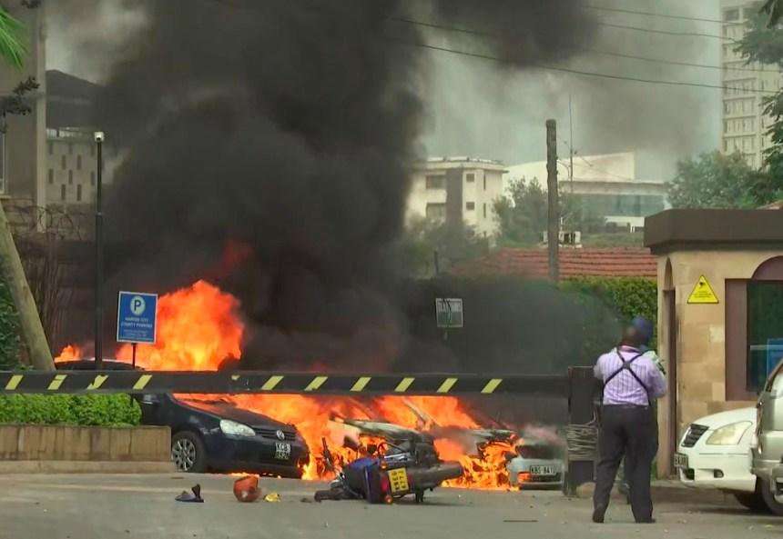 Kenya: un attentat fait au moins cinq morts à Nairobi