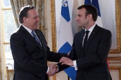 Mission à Paris: Legault promet des résultats