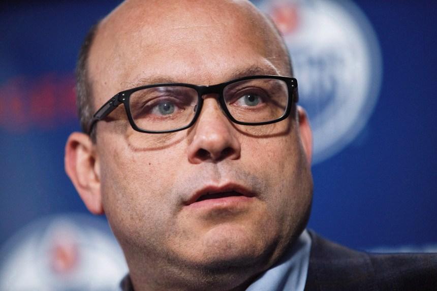 Les Oilers ont limogé Peter Chiarelli