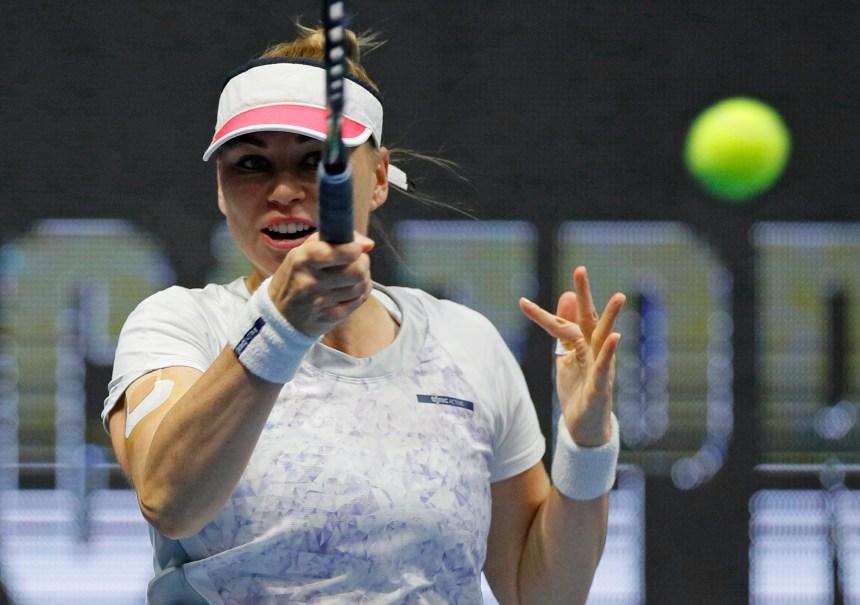Sharapova atteint le 2e tour à Saint-Pétersbourg