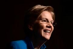 La candidate à la Maison Blanche qui s'était définie comme «Amérindienne» de nouveau dans l'embarras