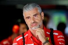 Ferrari remplace Arrivabene par Binotto