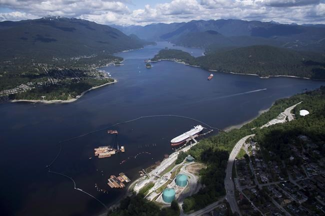 Ottawa a payé «le gros prix» pour l'oléoduc Trans Mountain