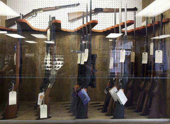 Registre des armes:Québec doit imposer les amendes