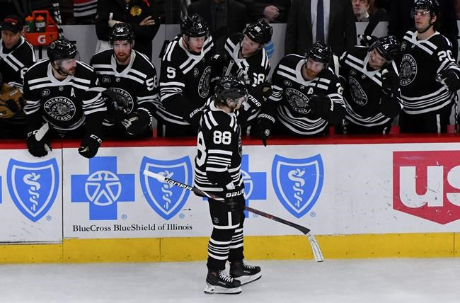 Les Blackhawks ont raison des Islanders