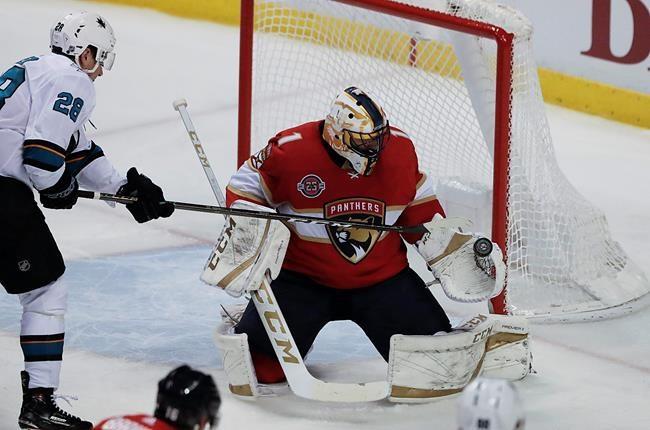 LNH: les Panthers ont repris confiance