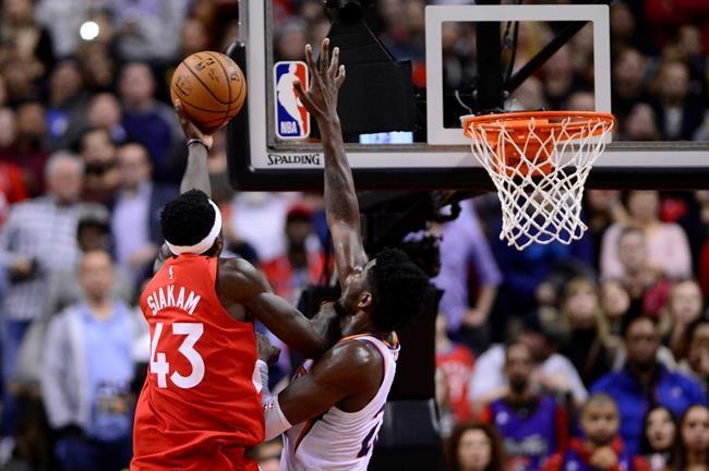Victoire in extremis des Raptors face aux Suns