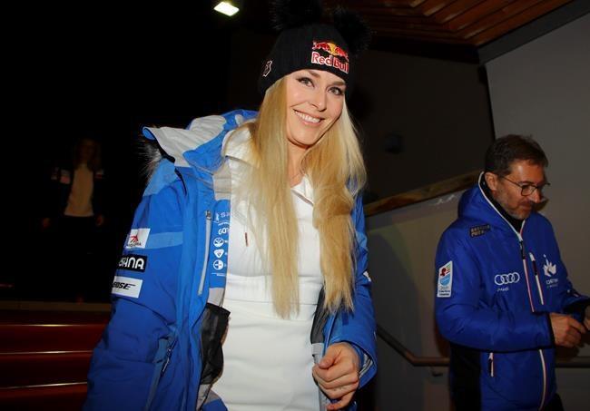 Vonn lancera sa dernière saison à Cortina