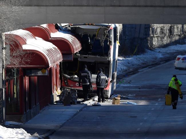 Accident à Ottawa: appel à une enquête du BST