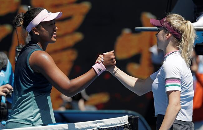 Osaka contre Pliskova en demi-finales