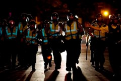 Brutalité policière: un jeune homme débouté sur toute la ligne