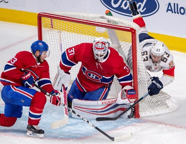 Les Flyers freinent le Canadien, 5-2