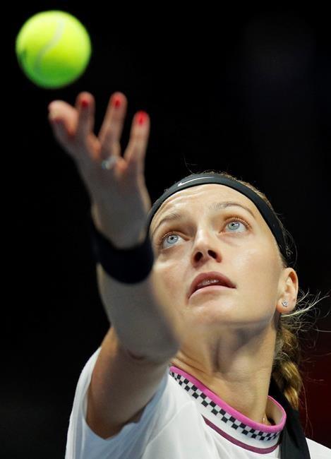 Kvitova défait Azarenka à Saint-Pétersbourg