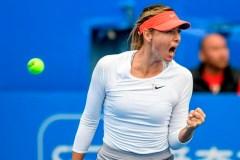 Sharapova est opéré à une épaule et se retire du tournoi de tennis de Miami