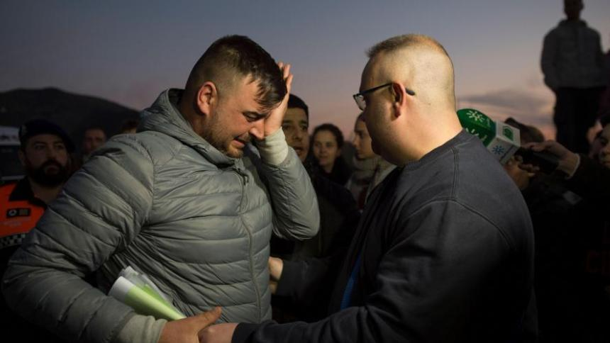 Espagne: espoir ténu de retrouver en vie un bambin dans un puits