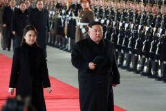 Le leader nord-coréen Kim Jong Un est en visite en Chine