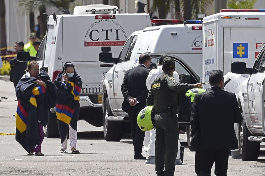 Colombie: attentat à la voiture piégée à Bogota, le pire depuis 2003