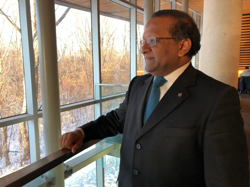 L'urgence climatique comme priorité pour le maire de Saint-Laurent, Alan DeSousa