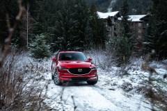 Mazda CX-5 Signature: Tirer la gamme vers le haut