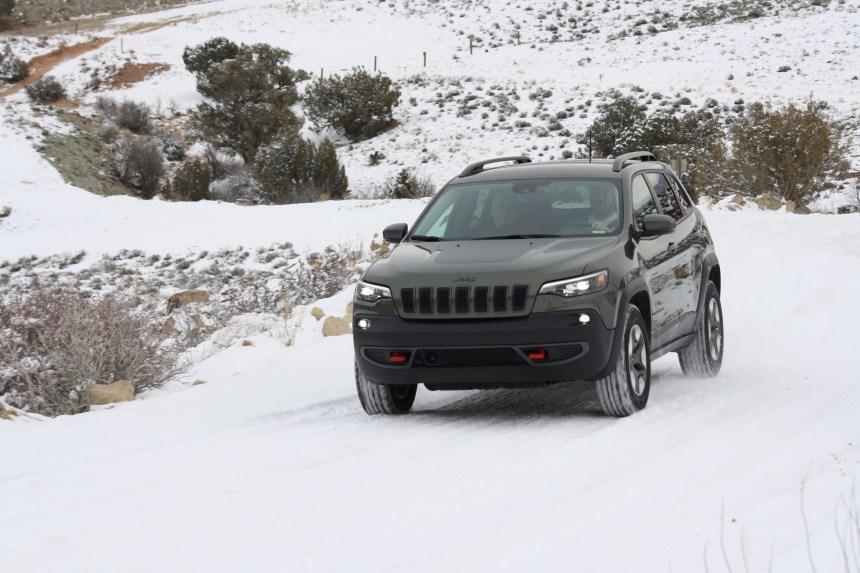 Jeep Trailhawk 2019: Pour ceux qui veulent salir leur camion