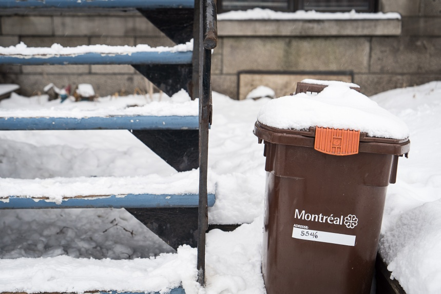 Construction d'un centre de tri dans l'arrondissement de Saint-Laurent: les villes liées veulent être consultées