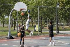 Bientôt un terrain de basketball au parc Daniel-Johnson