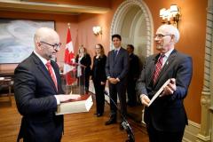 Le député de LaSalle-Émard-Verdun David Lametti devient ministre de la Justice