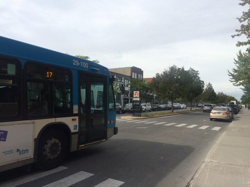 Projet de mobilité intelligente sur Décarie et Côte-Vertu