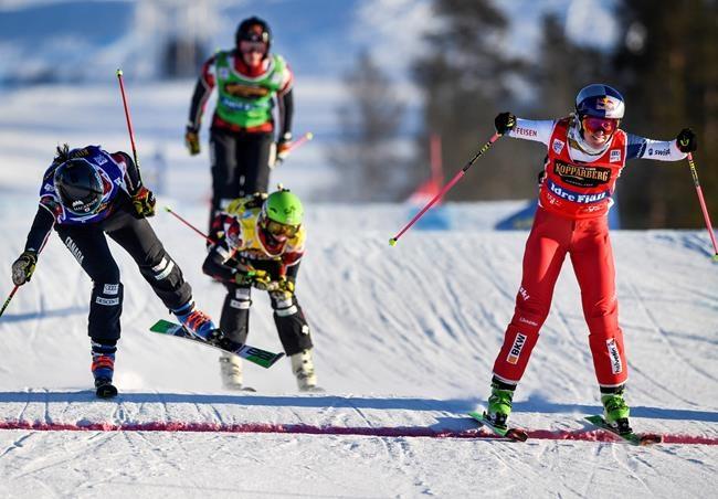Ski cross: le Canada de la 2e à la 4e place