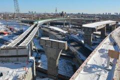 Fermeture partielle du boulevard Angrignon: travaux reportés à février