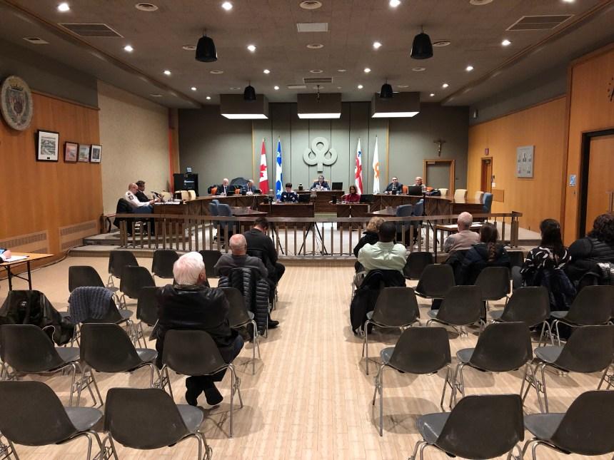 Conseil d'arrondissement de Saint-Laurent en bref- janvier 2019