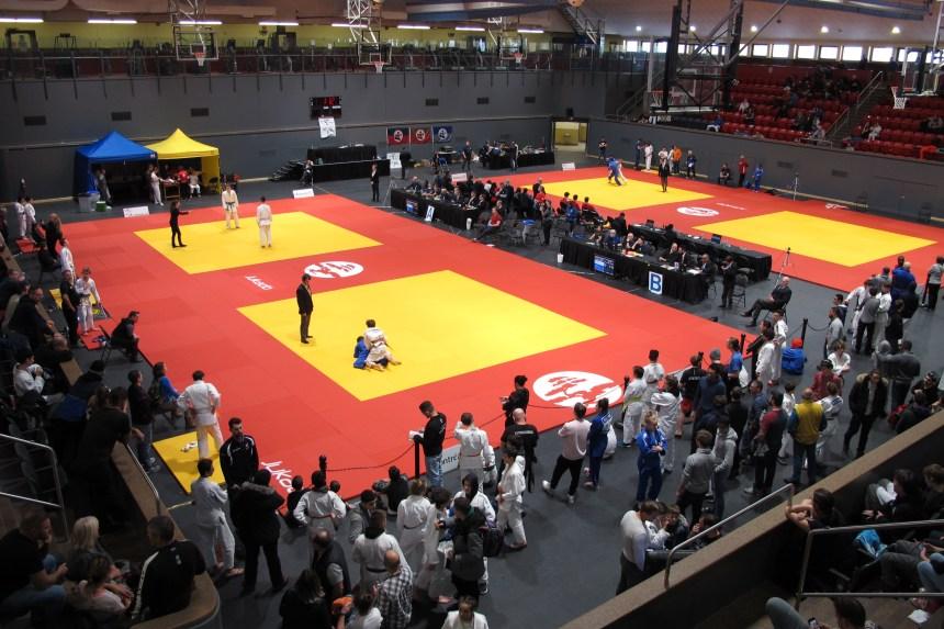 Judo Monde se démarque à la Coupe Gadbois