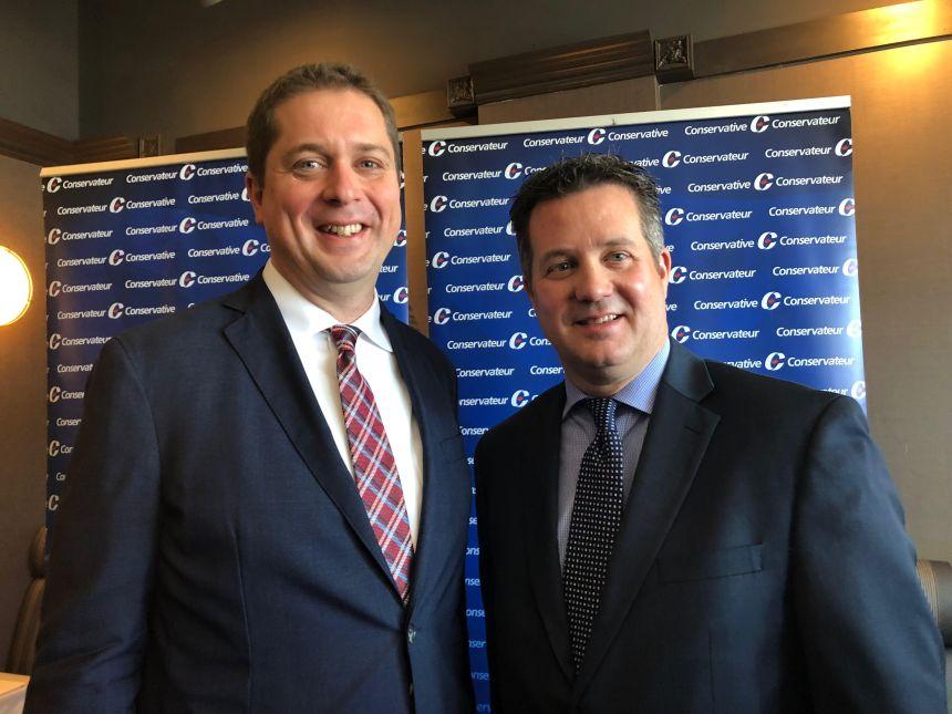 Le maire de Montréal-Est candidat pour le Parti conservateur