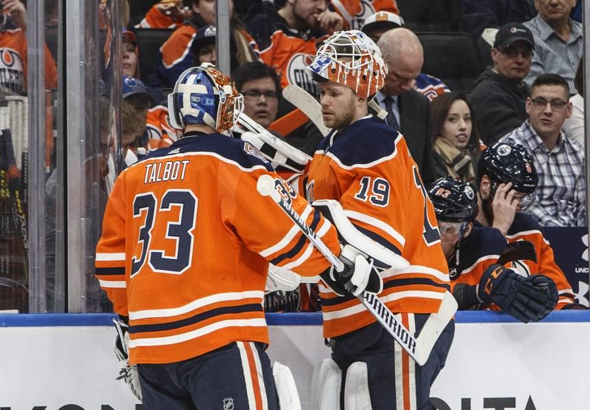 Oilers: trois ans de plus pour Koskinen