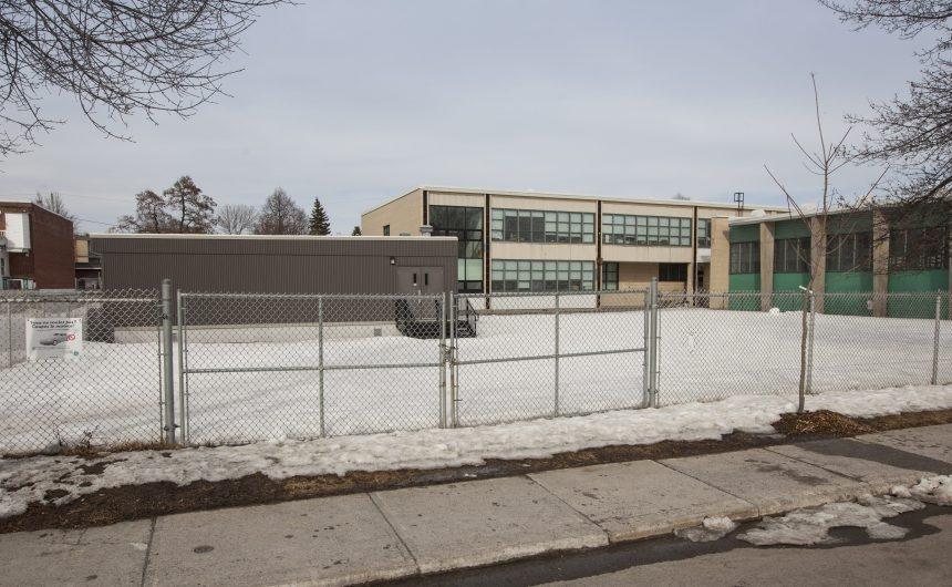 Une école de Rosemont se modernisera