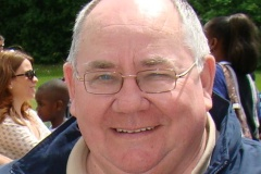 Gerry Robertson honoré