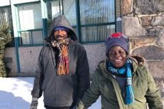 Un premier hiver à Montréal