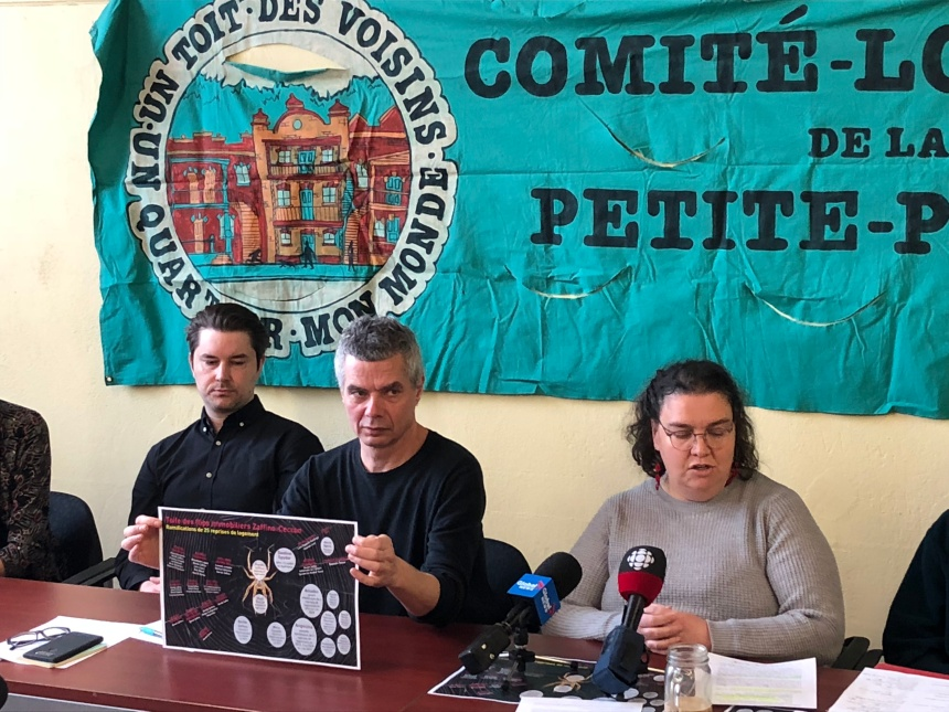 Des comités logement mettent en garde contre «des évictions frauduleuses»