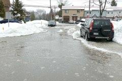 Inondations: la Ville de Montréal passe «en mode intervention »