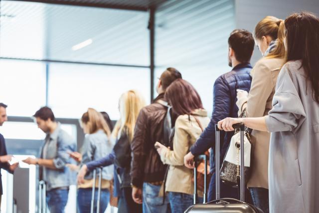 4,7 millions de passagers ont subi un vol retardé ou annulé en 2018