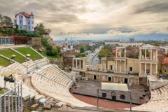 Plovdiv, la capitale européenne de la culture 2019