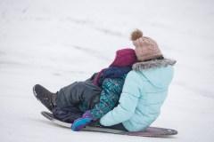 Nouvelles activités hivernales aux parcs-nature